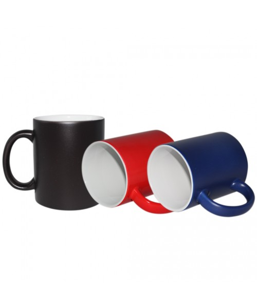 Mug Bunglon - Magic Mug